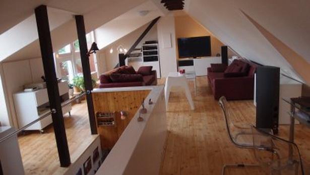 dachwohnungen einrichten. Black Bedroom Furniture Sets. Home Design Ideas