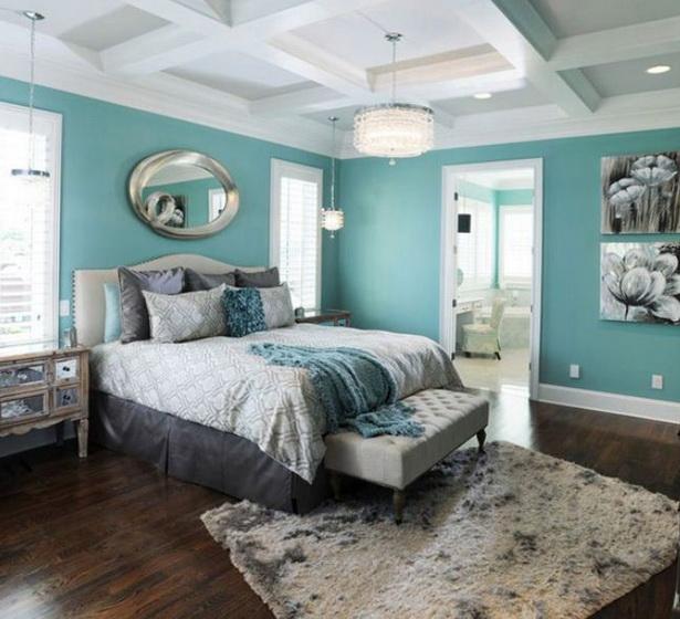 Deko ideen schlafzimmer wand