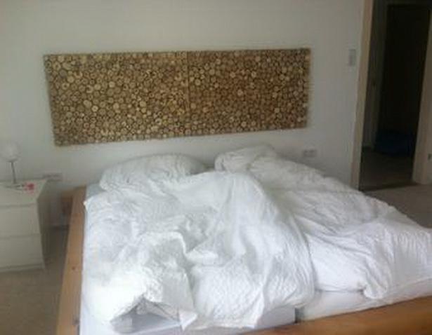 deko wand schlafzimmer