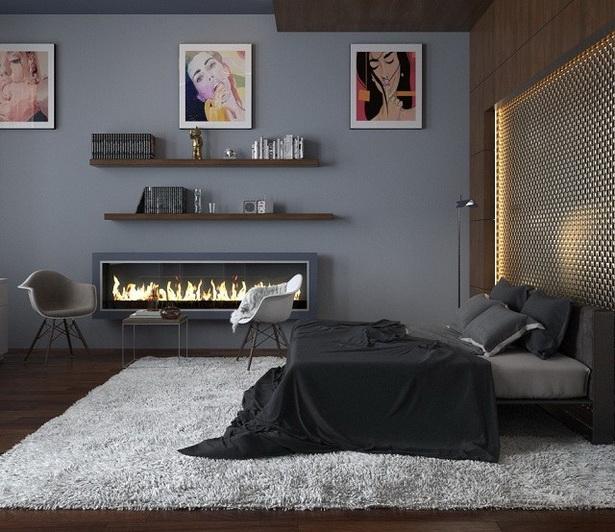 ... In Diesem Offenen Wohnzimmer wohnzimmer modern einrichten grau