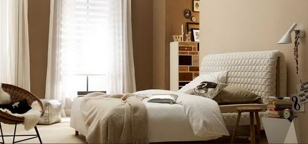 Farben fürs schlafzimmer schöner wohnen