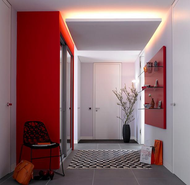 flur einrichten. Black Bedroom Furniture Sets. Home Design Ideas