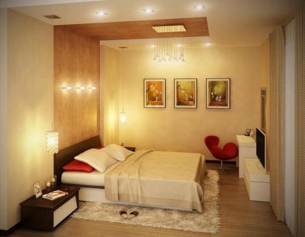 Gestaltung schlafzimmer wand