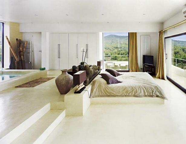 Große schlafzimmer einrichten