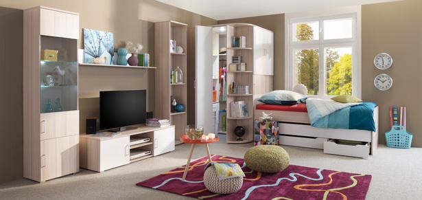 Internatszimmer einrichten - Jugendzimmer modern ...