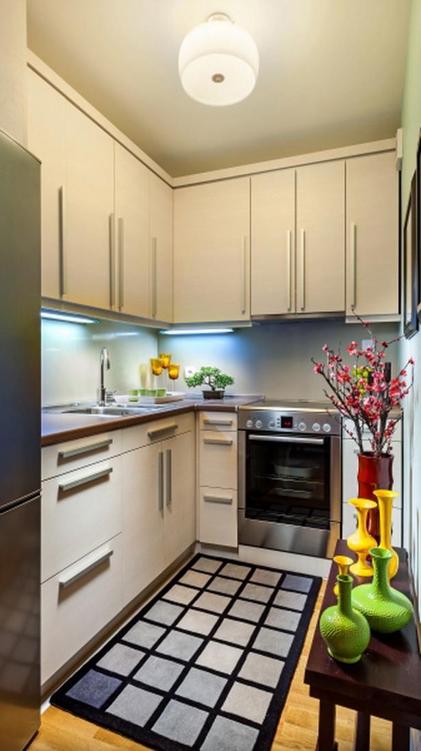 Küche optimal einrichten