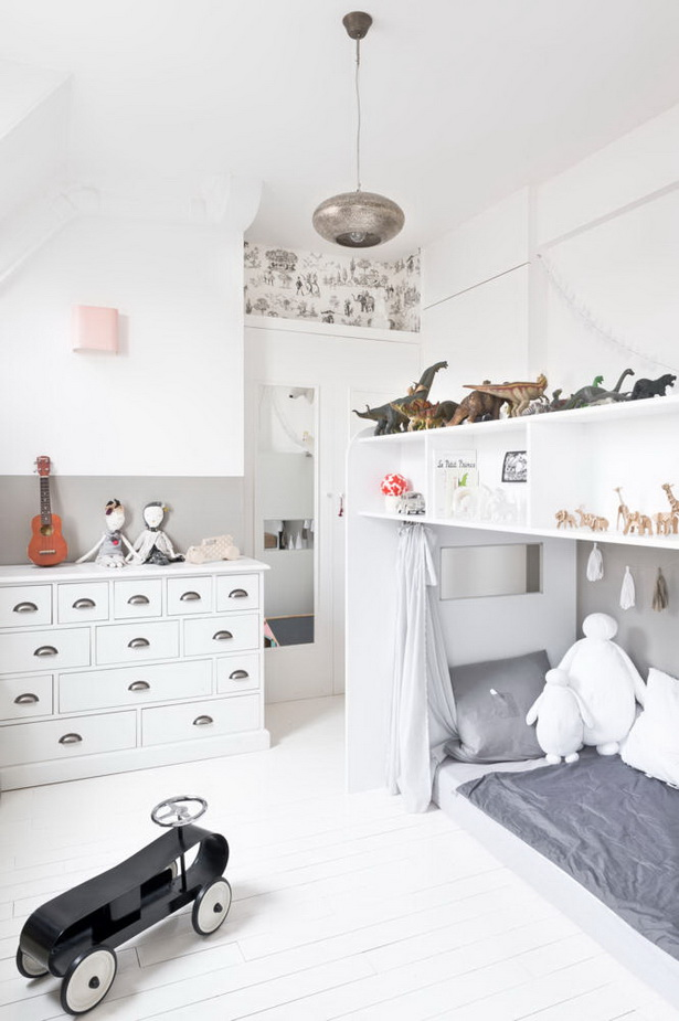 kinderzimmer platzsparend einrichten. Black Bedroom Furniture Sets. Home Design Ideas