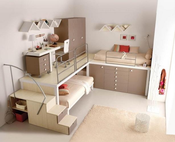 Kinderzimmer platzsparend - Jugendzimmer platzsparend ...