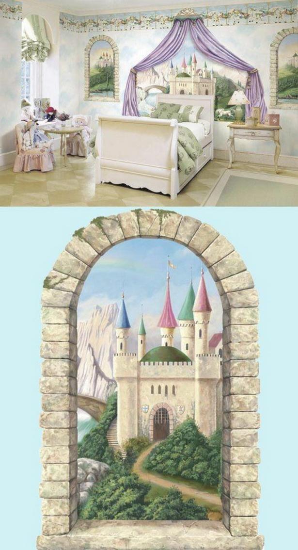 kinderzimmerw nde bemalen. Black Bedroom Furniture Sets. Home Design Ideas