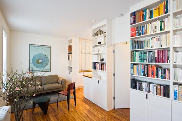 Kleine appartements einrichten for Kleines apartment einrichten