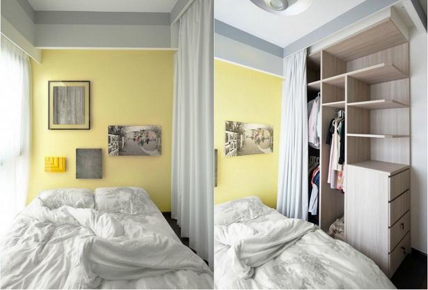 Kleine schlafzimmer schön gestalten