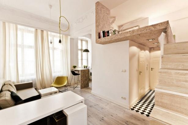 Einzimmerwohnungen Einrichten kleine wohnungen optimal einrichten