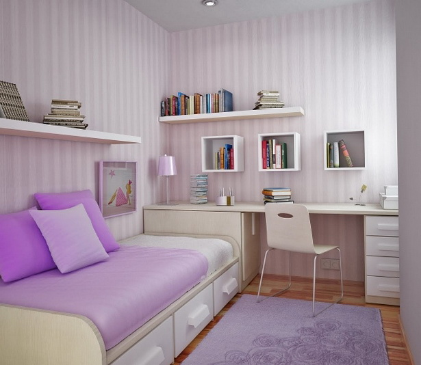 kleine zimmer einrichten jugendzimmer. Black Bedroom Furniture Sets. Home Design Ideas