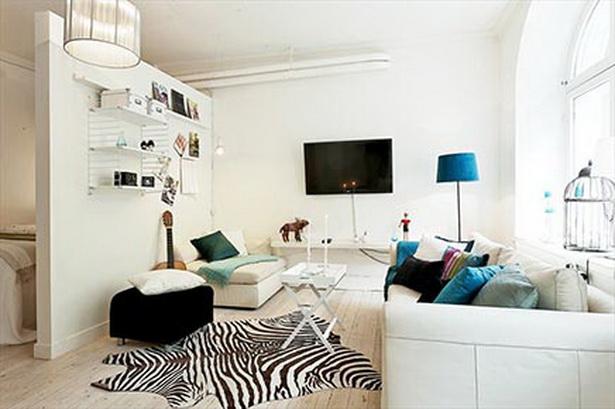 kleines wohn schlafzimmer einrichten - Wohn Und Schlafzimmer
