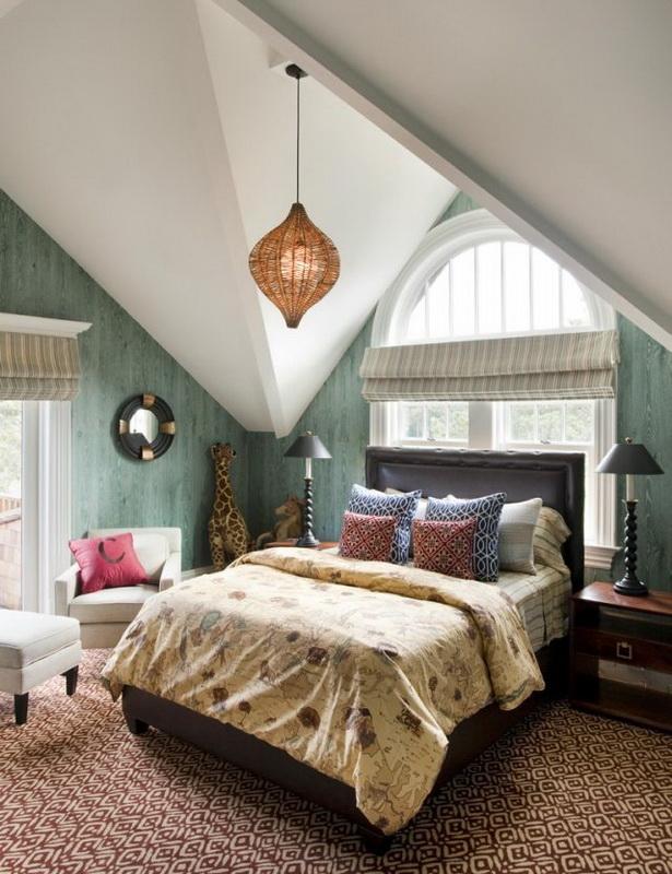 Orientalisches schlafzimmer gestalten