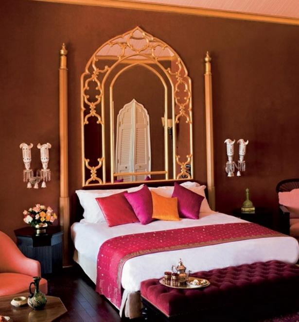 orientalisches schlafzimmer gestalten. Black Bedroom Furniture Sets. Home Design Ideas
