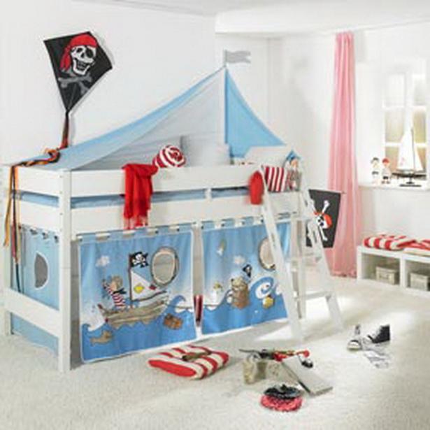 gem tlich kinderzimmer piraten deko fotos. Black Bedroom Furniture Sets. Home Design Ideas