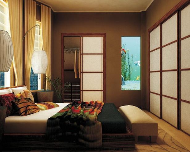 Asiatisches Schlafzimmer schlafzimmer asiatisch einrichten