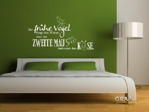 Schlafzimmer deko wand for Gestaltungsideen schlafzimmer