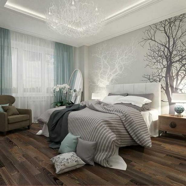 Schlafzimmer gestalten tapeten