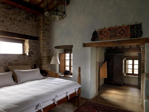 Schlafzimmer mediterran gestalten