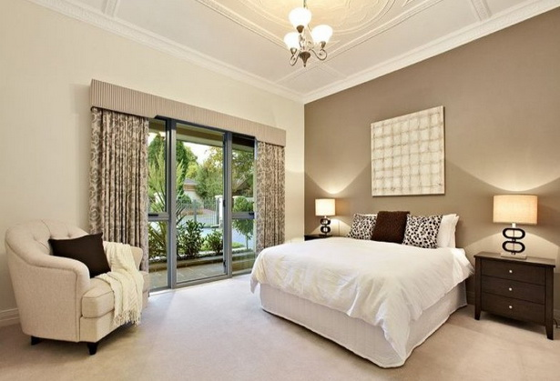 Schlafzimmer Streichen Beispiele