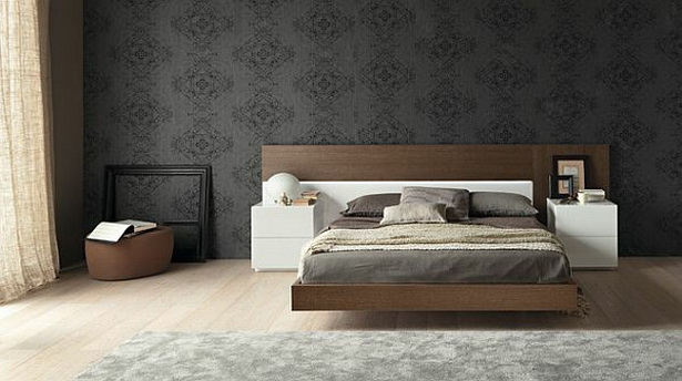 Tapeten ideen schlafzimmer