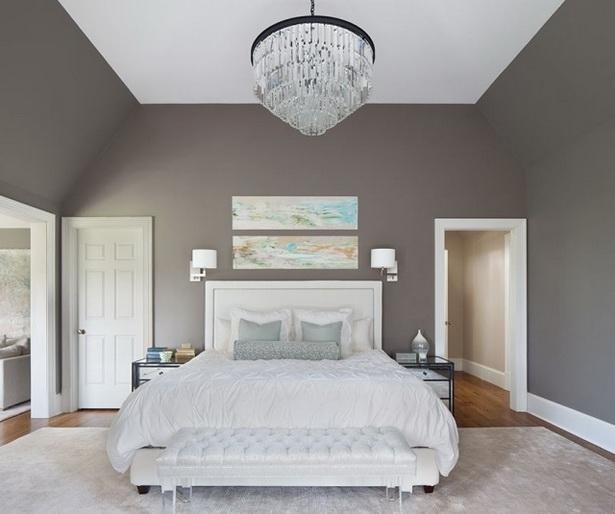 Wand ideen schlafzimmer