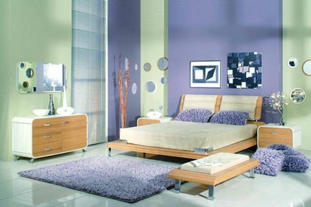 Welche farbe fürs schlafzimmer ist am besten