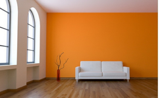 Wände mit farbe gestalten ideen