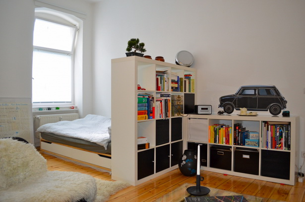 wohnideen f r kleine wohnung. Black Bedroom Furniture Sets. Home Design Ideas