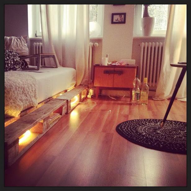 wohnideen kleines schlafzimmer. Black Bedroom Furniture Sets. Home Design Ideas