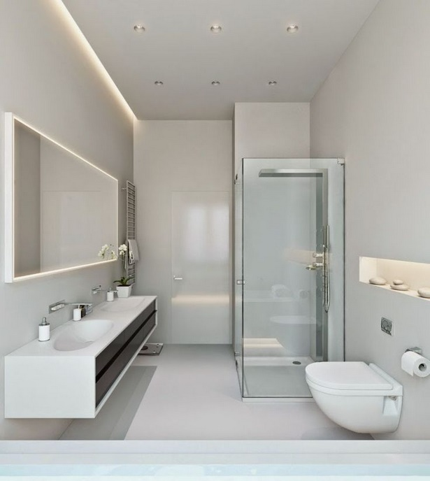 bad beleuchtung modern. Black Bedroom Furniture Sets. Home Design Ideas
