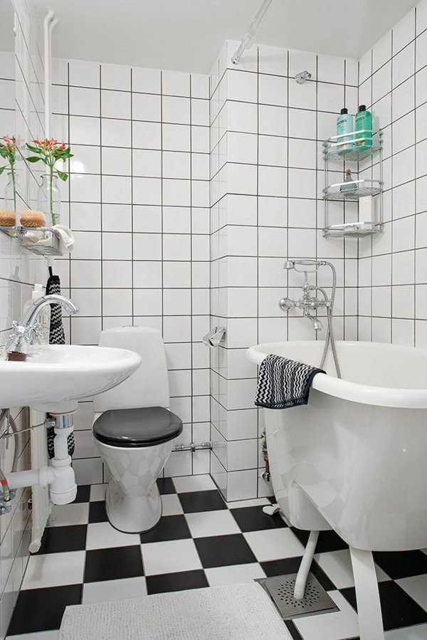 bad fliesen schwarz. Black Bedroom Furniture Sets. Home Design Ideas