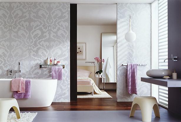 Kleines Badezimmer Gestalten U2013 30 Fliesen Ideen Und Tipps