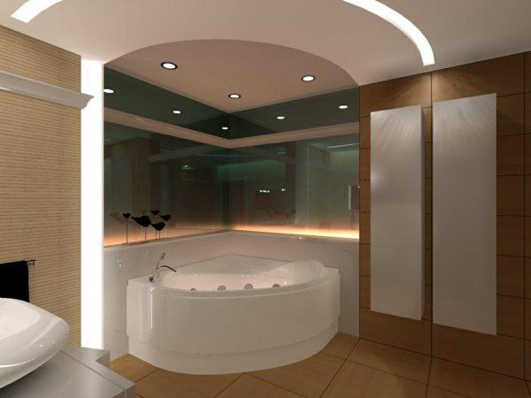 Bad licht ideen - Licht ideen badezimmer ...