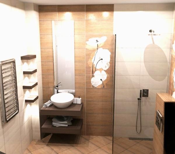 Interessant badeinrichtung kleines bad badideen f r for Badeinrichtungen beispiele