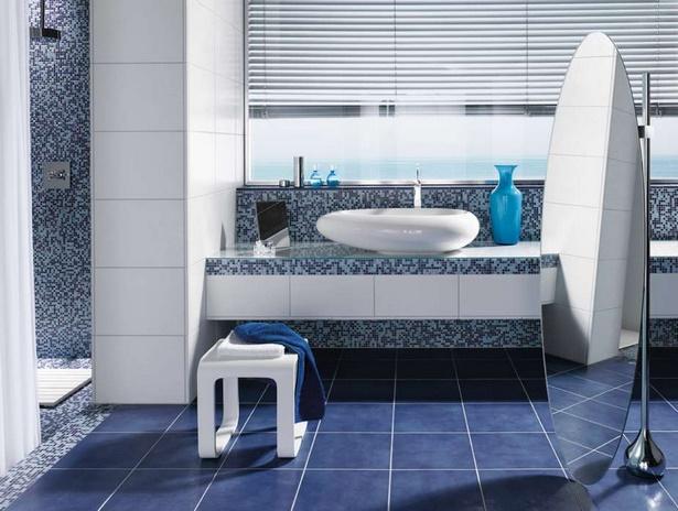 badezimmer fliesen blau. Black Bedroom Furniture Sets. Home Design Ideas
