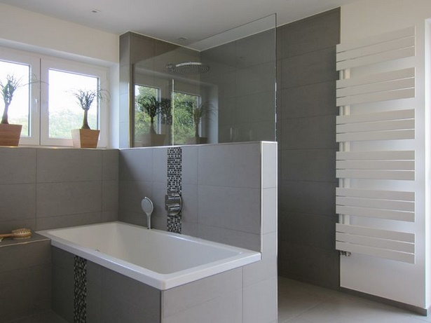 badezimmer ideen grau. Black Bedroom Furniture Sets. Home Design Ideas