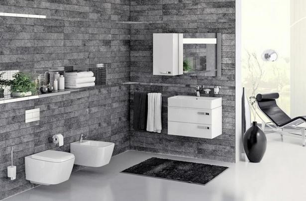 badezimmer ideen grau inspiration f r die. Black Bedroom Furniture Sets. Home Design Ideas