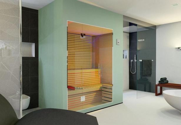 Badezimmer sauna ideen for Badezimmer ideen 12 qm