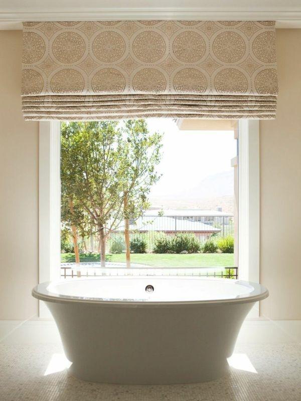 badezimmer vorh nge ideen On vorhänge badezimmer