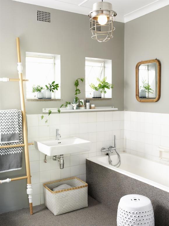 Badezimmer wohnlich gestalten - Gestaltung badezimmer ...