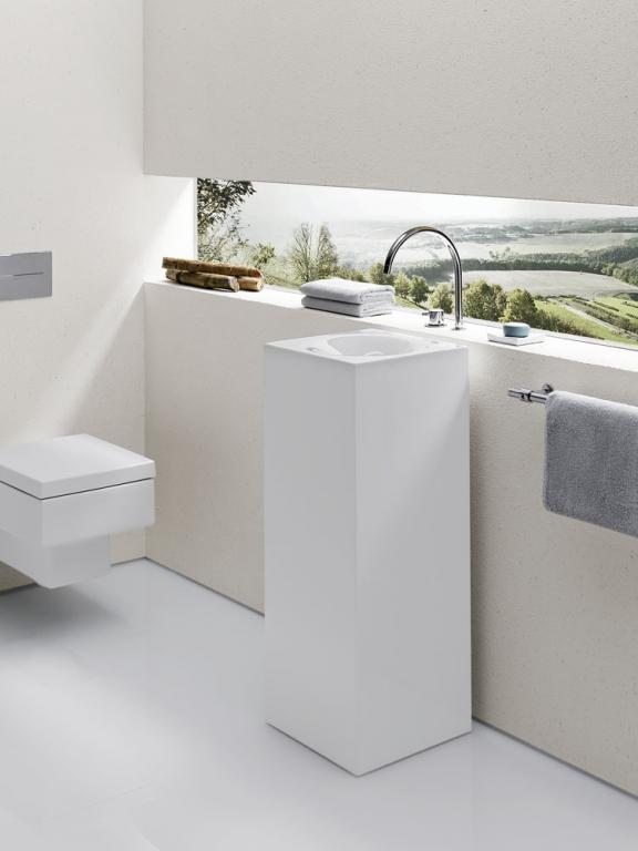 Badezimmergestaltung kleine b der - Ideen fur kleine badezimmer ...