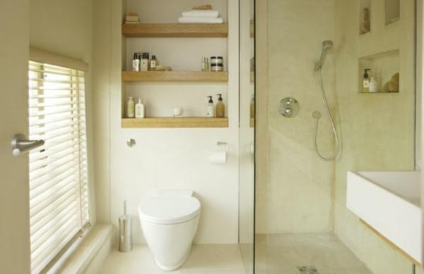 Badezimmergestaltung mit dusche for Dusche idee