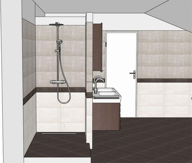 Badezimmergestaltung Mit Dusche ~ Innenarchitektur und Möbel Inspiration