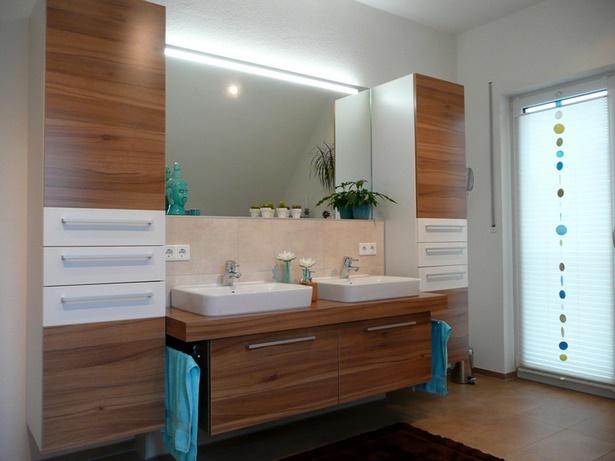 Badezimmerm bel holz modern - Badezimmermobel holz ...