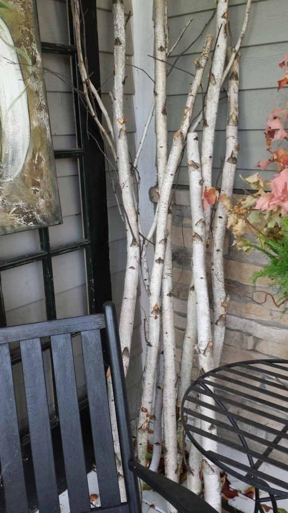 Baum deko wohnung