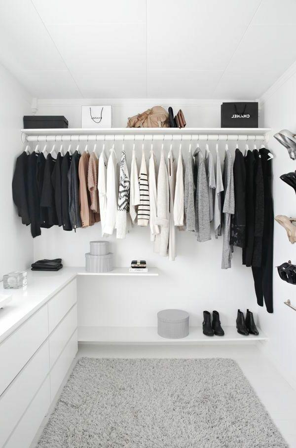 begehbarer kleiderschrank ideen. Black Bedroom Furniture Sets. Home Design Ideas