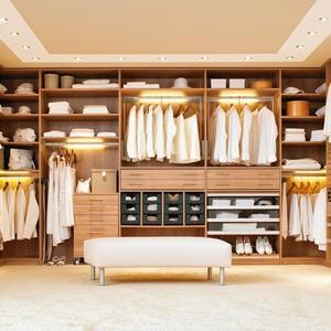 Kleiner Begehbarer Kleiderschrank begehbarer kleiderschrank ideen
